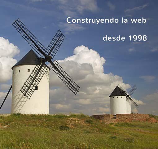 Diseño web Castilla La Mancha